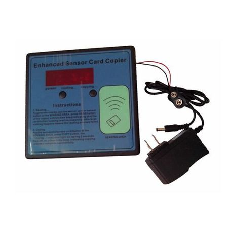 125-135khz RFID ID EM Card Reader Enhanced Sensor Card Copier
