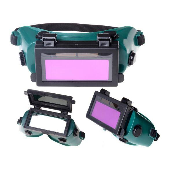 DIN9-DIN13 Solar Auto Darkening Welding Mask Goggles