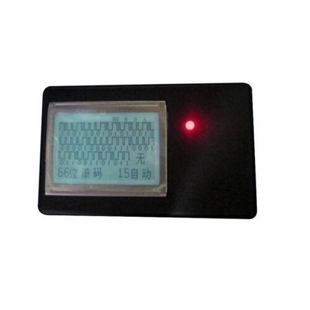 315mhz 433mhz radio transmitter remote control decoder