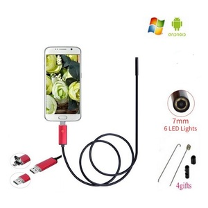 Endoscope HD USB Android Endoscopio Camera 2IN1